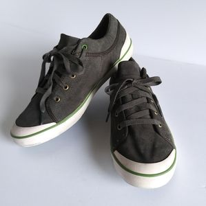 TEVA Freewheel Gray Suede Sneakers Shoes  Size 11